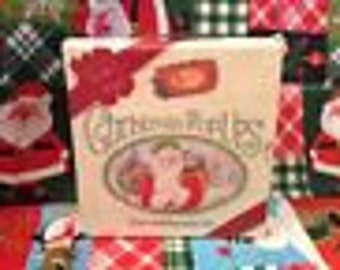 CHRISTMAS POPUP BOOK Treasury Collection of Christmas Holiday Pop Ups 4 Books 1993 Ottenheimer boxed set