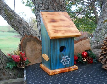 Water Faucet Pirch Single Family BirdHouse