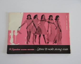 Montgomery Wards Sewing Machine Manual UHT J 252