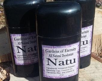 Natu - All Natural Deodorant
