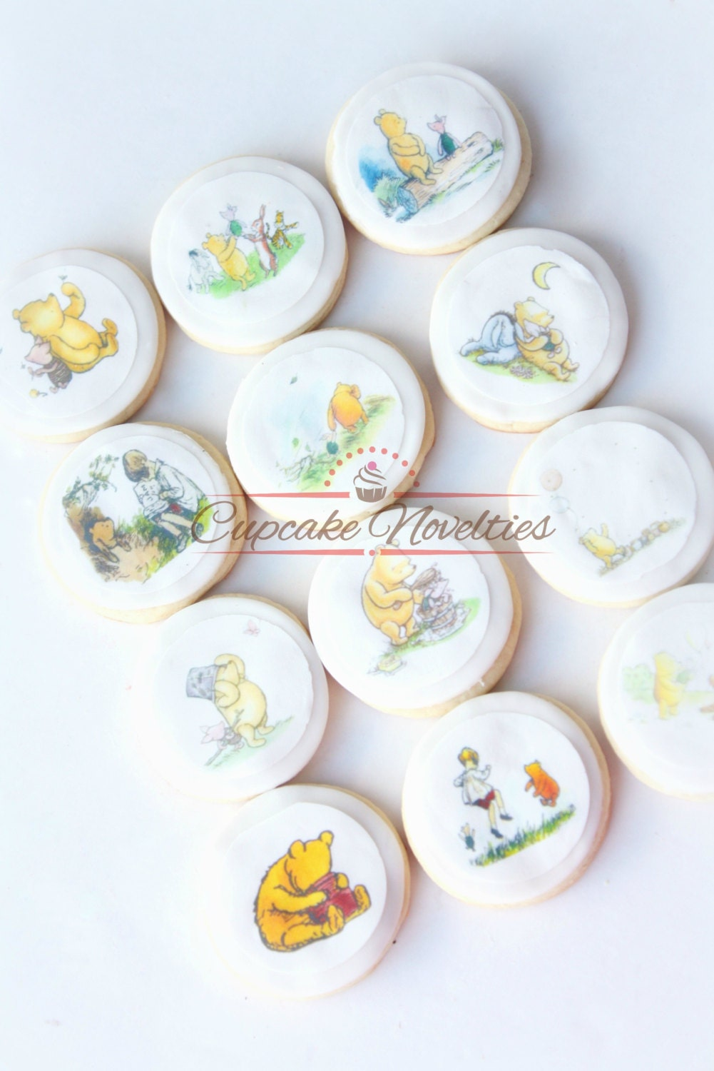 Classic Winnie The Pooh Baby Shower Classic Pooh Baby Shower