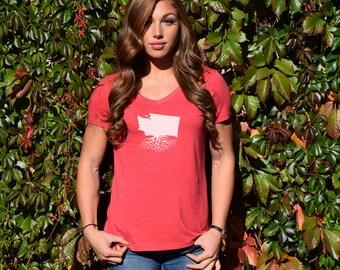 Women's Washington Roots Shirt