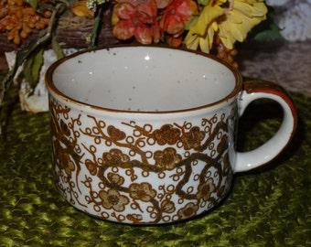 Stoneware Soup Crock / Stoneware Crock / Soup Bowl