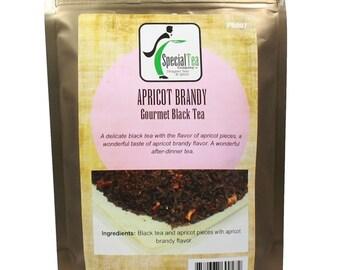 Apricot Brandy Black Tea, 20 Tea Bags