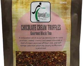 Chocolate Cream Truffles Black Tea - 20 Tea Bags
