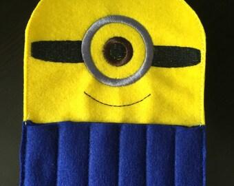 minion Crayon holder