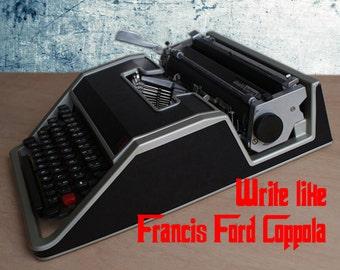Olivetti working typewriter, Olivetti typewriter, vintage typewriter, OLIVETTI, working typewriter, Olivetti Lettera DL