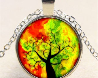 Tree of Life Necklace, Tree of life Pendant, Tree of life Jewerly