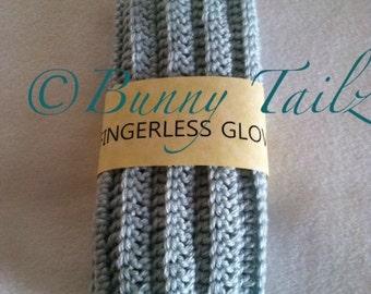 Fingerless Mitts Texting Gloves Crochet Fingerless Winter Gloves Arm Warmers