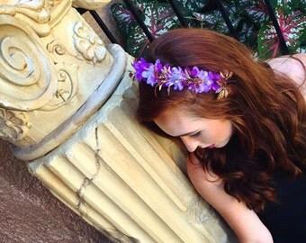 Megara Flower Crown