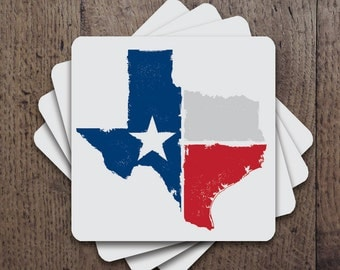 Texas Coaster Set