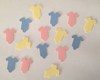 Onesie Baby Shower Table/Card/Envelope Confetti