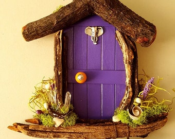 Elephant Sedona Fairy Door Made to Order