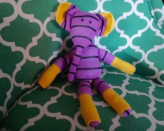 Roberta the Sock Elephant