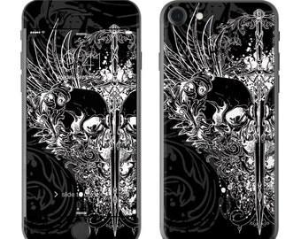 Darkside by Sanctus - iPhone 7/7 Plus Skin - Sticker Decal