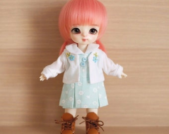 Doll clothes for Lati yellow..