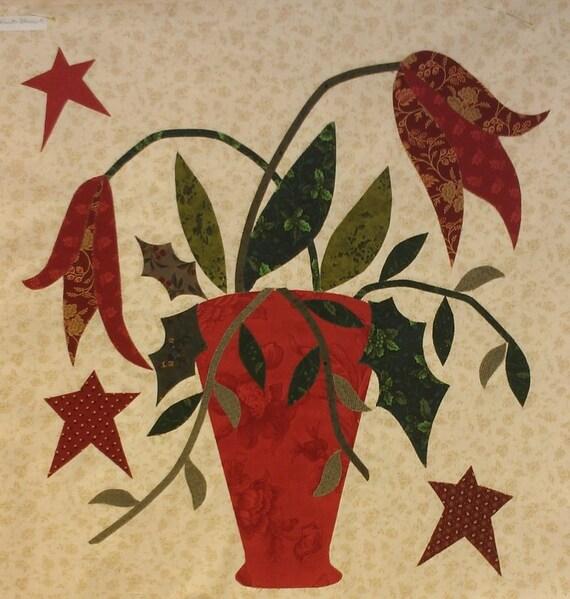 Pattern book quilting in the garden by barb adams alma for Garden club book by blackbird designs