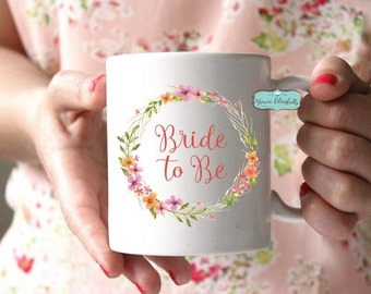 Bride Mug, Bride to Be Mug, Bride to Be Gift, Bride to Be Planning,Wedding Date, Bride Gift, Bride Planning, Bride Wedding