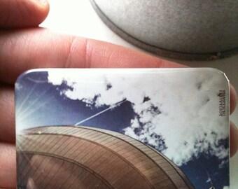 Glasgow's Science Centre Photo Fridge Magnet