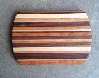 Wooden Cutting Board- Wood Cheese Board -Wooden Serving Platter