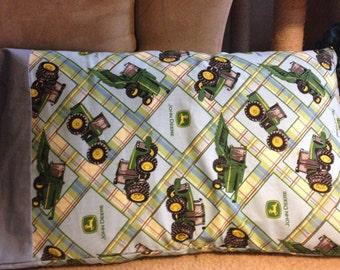 Handmade John Deere Pillowcase