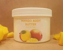 8 oz. Mango Body Butter