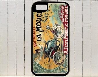 Exquisite Art Nouveau Ad, Fantasy Auto, Stunning Graphics  iPhone + Galaxys