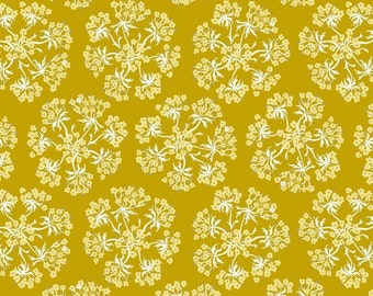 Blend Fabrics - Nectar Gold - Pippa Collection - 113.103.05.1