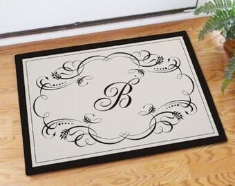 Personalized Monogram Personalized Doormat