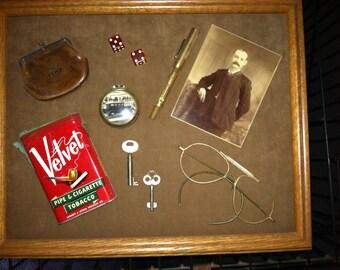 Vintage Memories / Story Frame