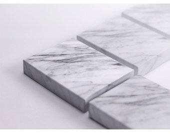 Marble Granite Pattern Memopad Note Paper Memos