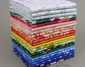 The Lovely Hunt by Lizzy House - Complete Fat Quarter Bundle Collection