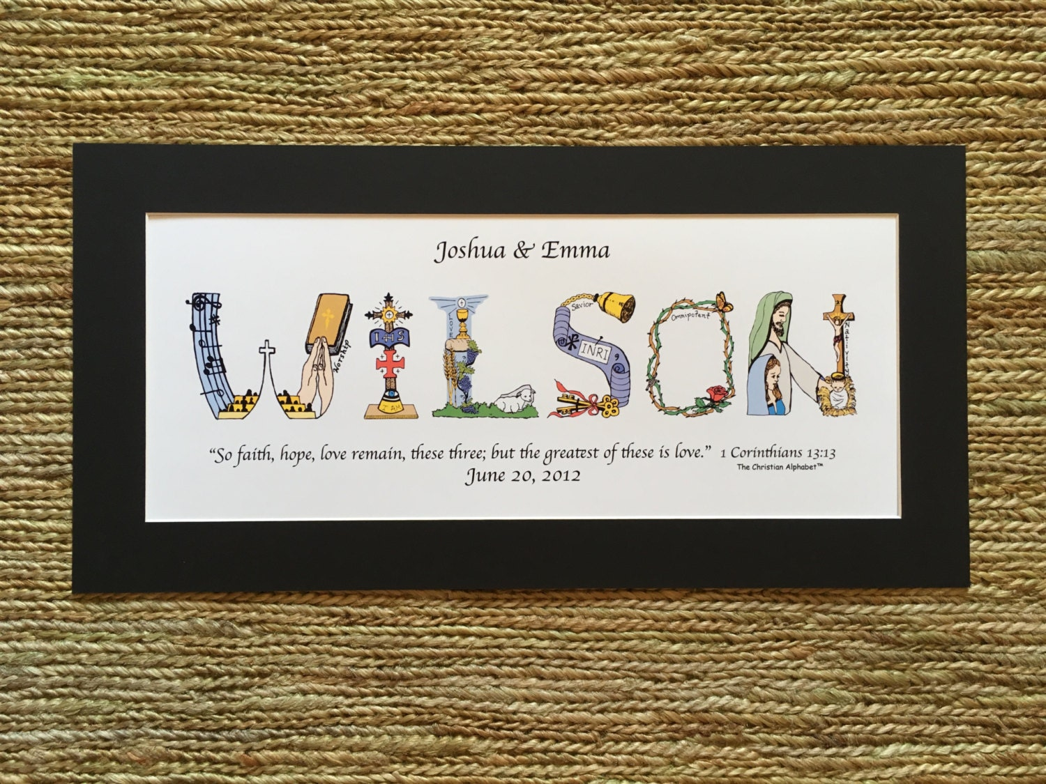 Personalized Wedding Gifts For Couples: Wedding Gifts For Couples Personalized Christian Gifts For