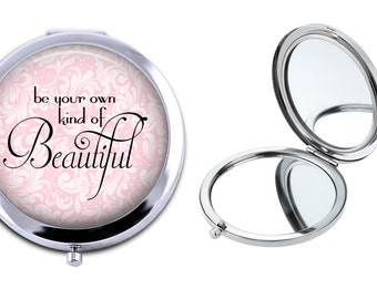 SALE! Compact Mirror - Gift - CM021