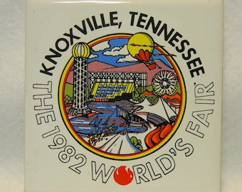 Worlds Fair Tile Tennessee