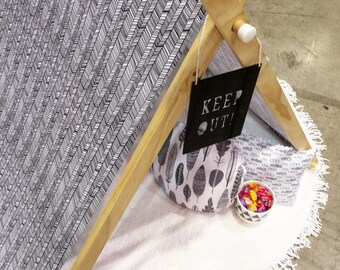 Keep Out Banner