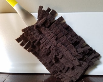 Reusable Swiffer Dusters Refills - chocolate