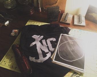 NC Anchor tshirt & Print Bundle