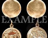 Bronze Medallion or Coin