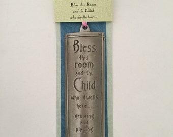 The Mezuzah Child's Room Blessing