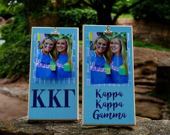 Kappa Kappa Gamma Clip Frame