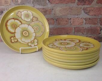 Vintage Norritake Dinner Plates