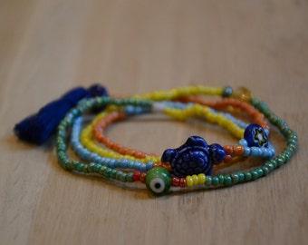 The bracelet Summer Sun