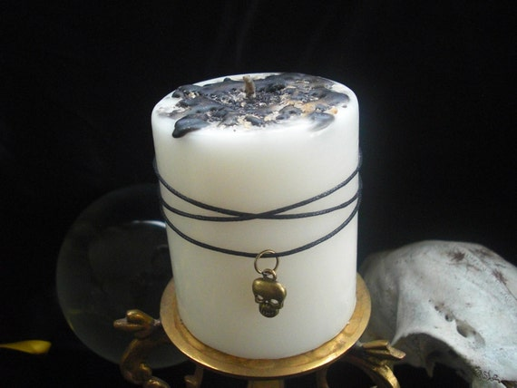 Wish Candle to REMOVE NEGATIVE ENERGY Curse Hex