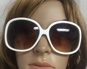Oversized sunglasses, 80s ,1980s, vintage,glasses