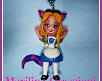Necklace Alice Cheshire