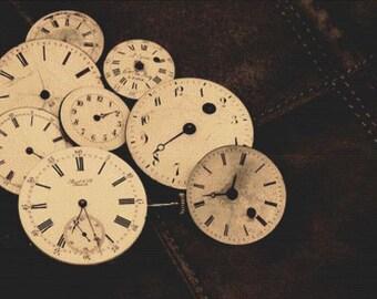 Watches PDF Cross Stitch Pattern