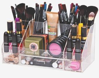 Arya XL Makeup Organizer Storage Tray, Makeup Storage, Acrylic Makeup Organizer, Make up Organizer