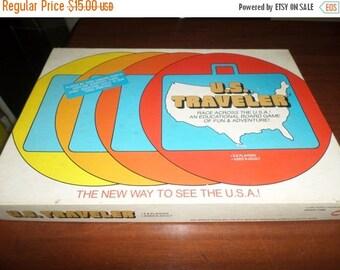 Save 10% Today Vintage 1983 Board Game Mr World Traveler US Traveler No 200 100 Percent Complete