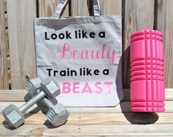 SALE! Beauty/Beast Tote Bag